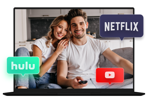 VPN streaming